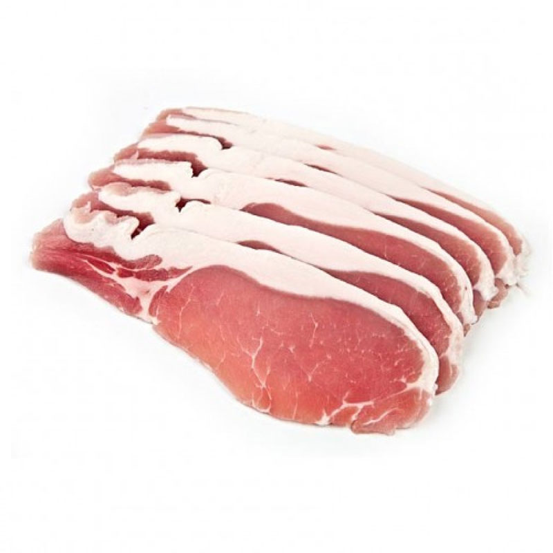Smoked Sliced Bacon (2Kg)