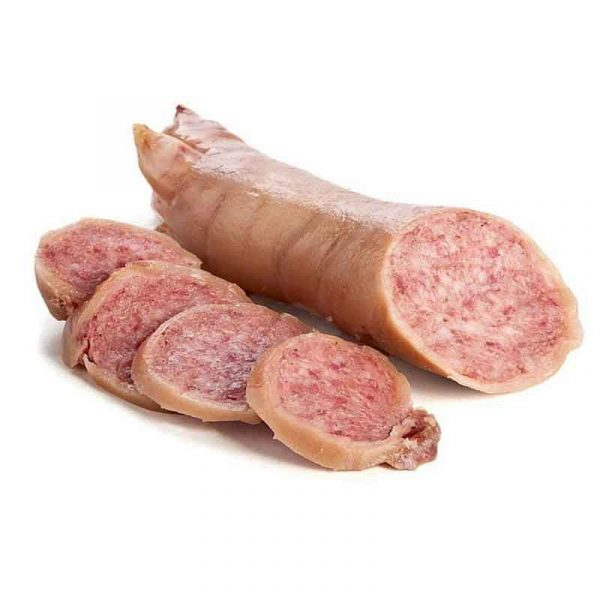 Italian Cooked Zampone Pig Foot (approx 4Kg)