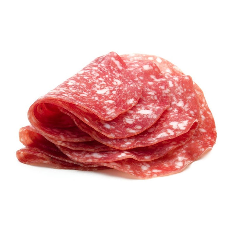 Sliced Salame Milano (500g)