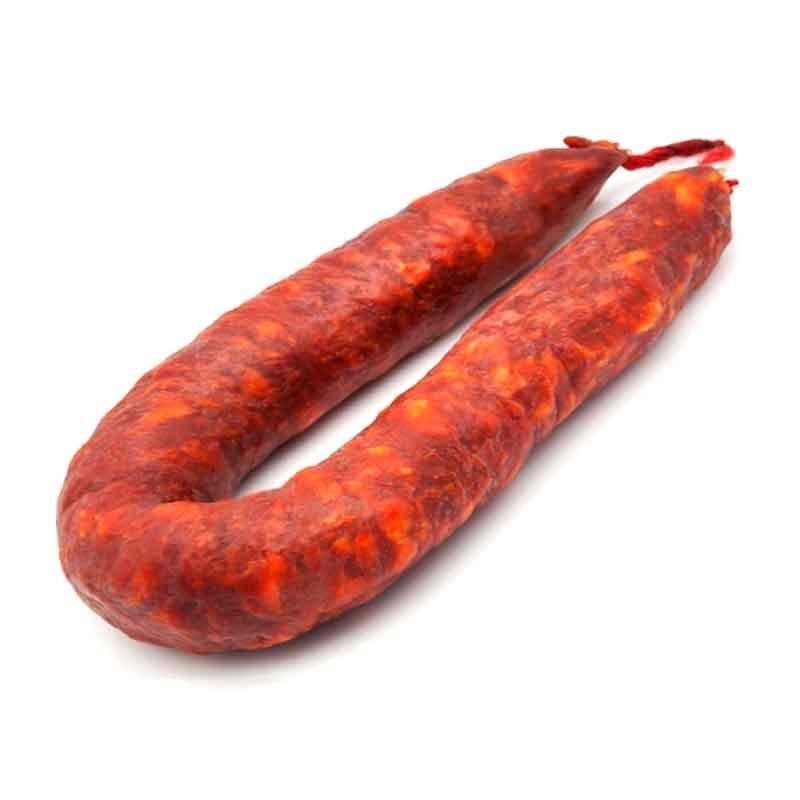 Spanish Hot Chorizo Sausage (per Kilo)