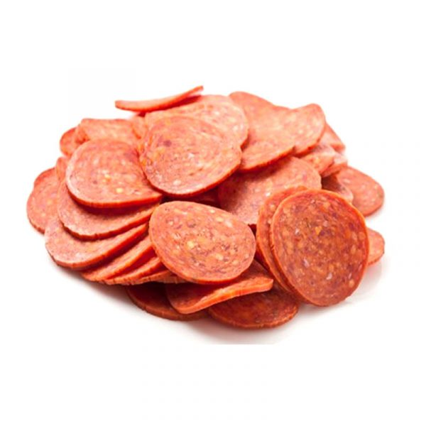 Italian Sliced Pepperoni Sausage (approx 5Kg)