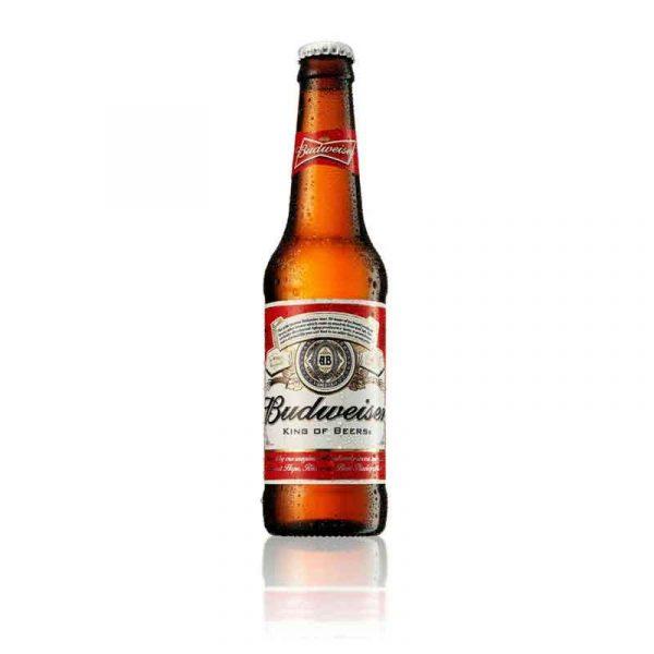 USA Budweiser Beer (24x33cl)