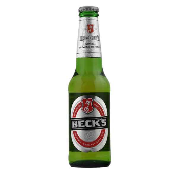 Becks Beer (24x275ml)
