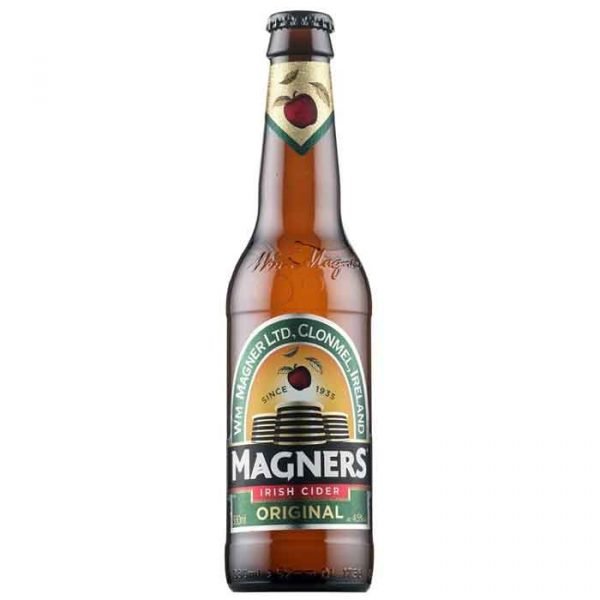 Magners Irish Cider (24x33cl)