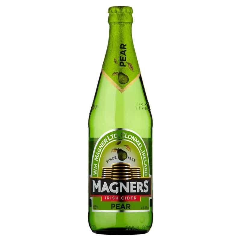 Magners Irish Pear Cider (12x568ml)