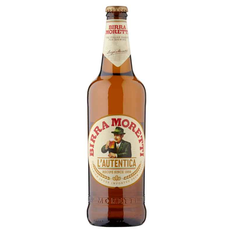 Moretti Beer (12x66cl)