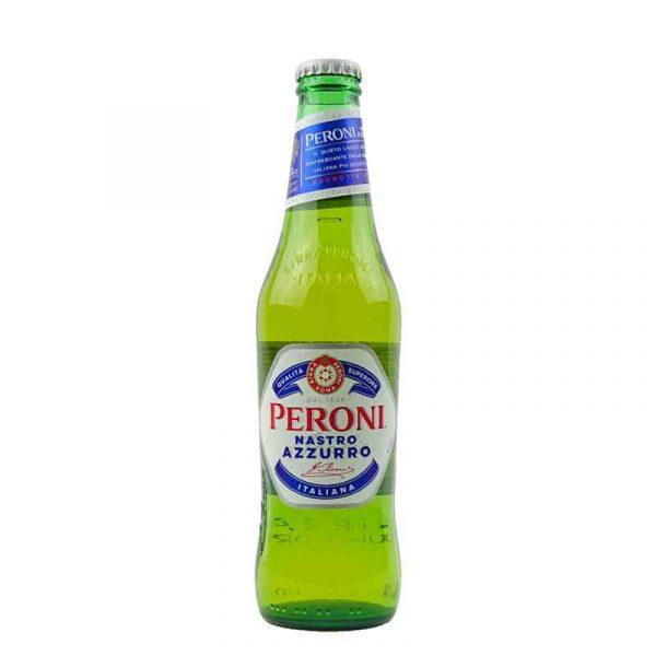 Peroni Nastro Azzuro Beer (24x33cl)
