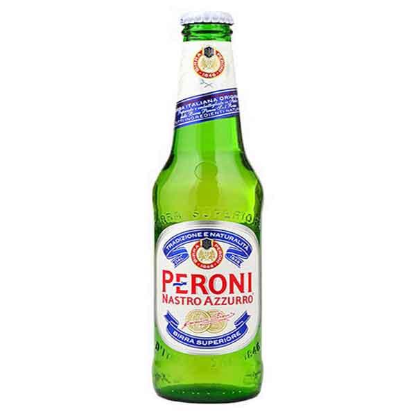 Peroni Nastro Azzuro Beer (15x66cl)
