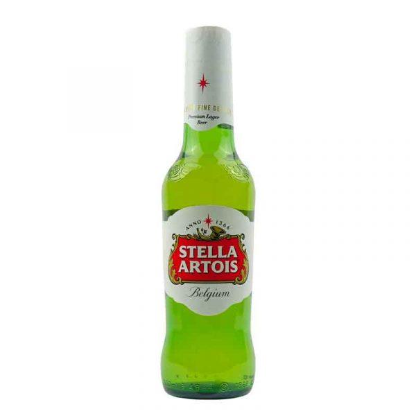 Stella Artois Beer (24x33cl)