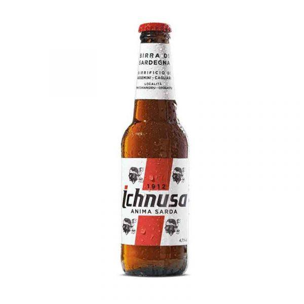 Ichnusa Italian Beer (24x33cl)