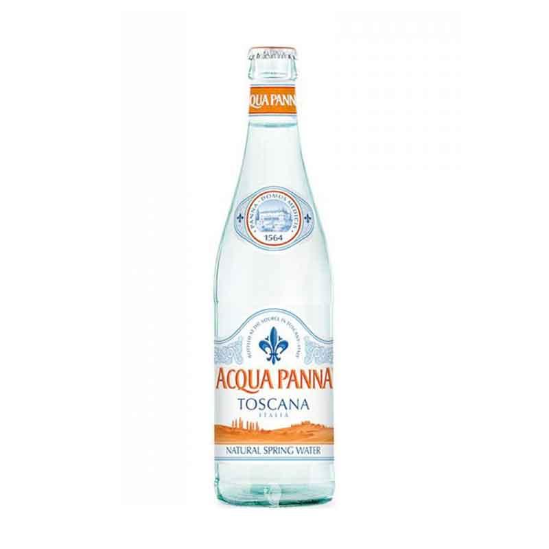 Acqua Panna Still Mineral Water – glass bottle (24x505ml)