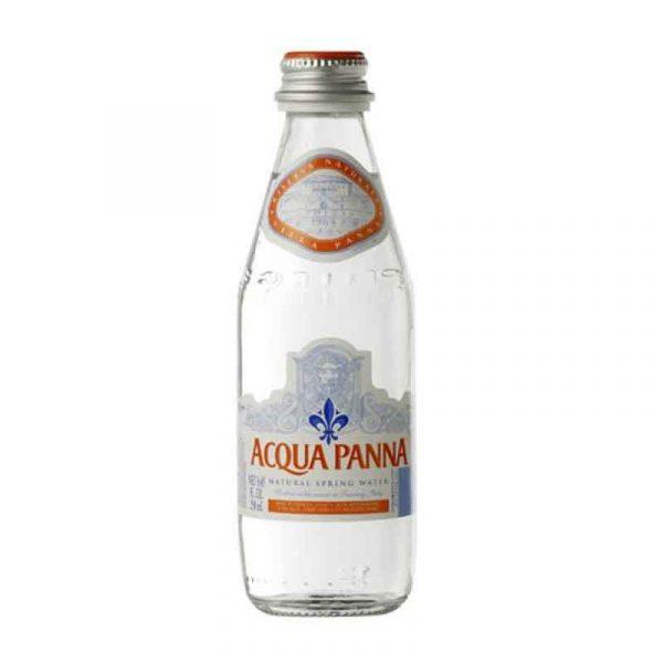 Acqua Panna Still Mineral Water- glass bottle (24x25cl)