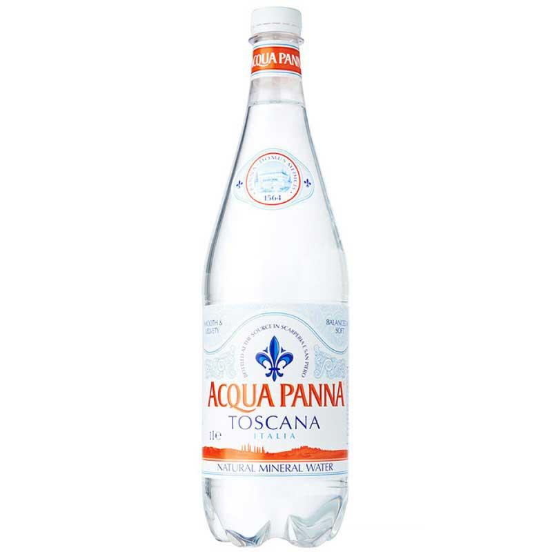 Acqua Panna Still Mineral Water – plastic bottle (24x50cl)