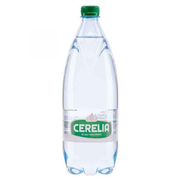 Cerelia Sparkling  Mineral Water – plastic bottle (6x1L)