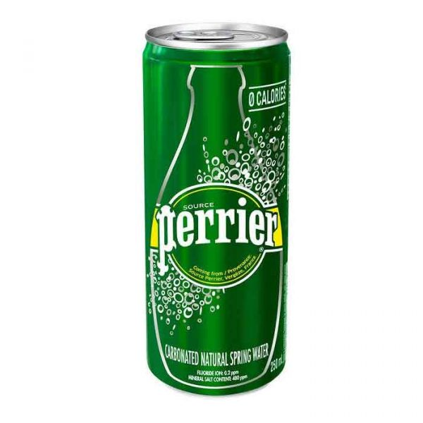 Perrier Sparkling Mineral Water (35x25cl)