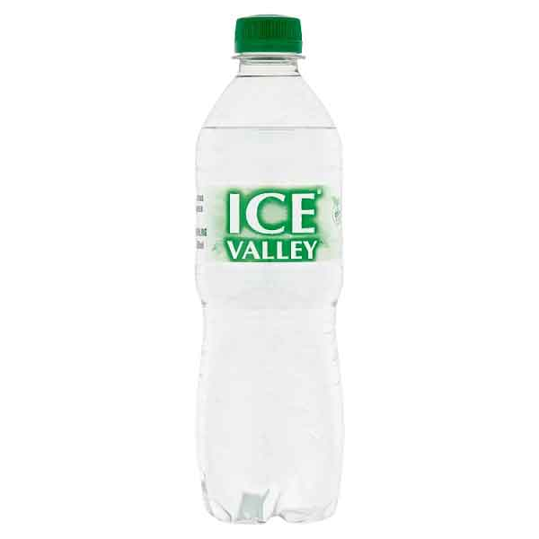 Ice Valley Sparkling Mineral Water – plastic bottle (24x50cl)