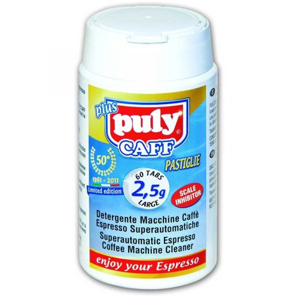 Pulycaff Coffee Machine Cleaner Tablet (60)