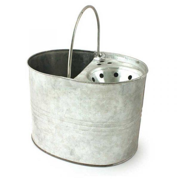 Strong Metal Mop Bucket (1)