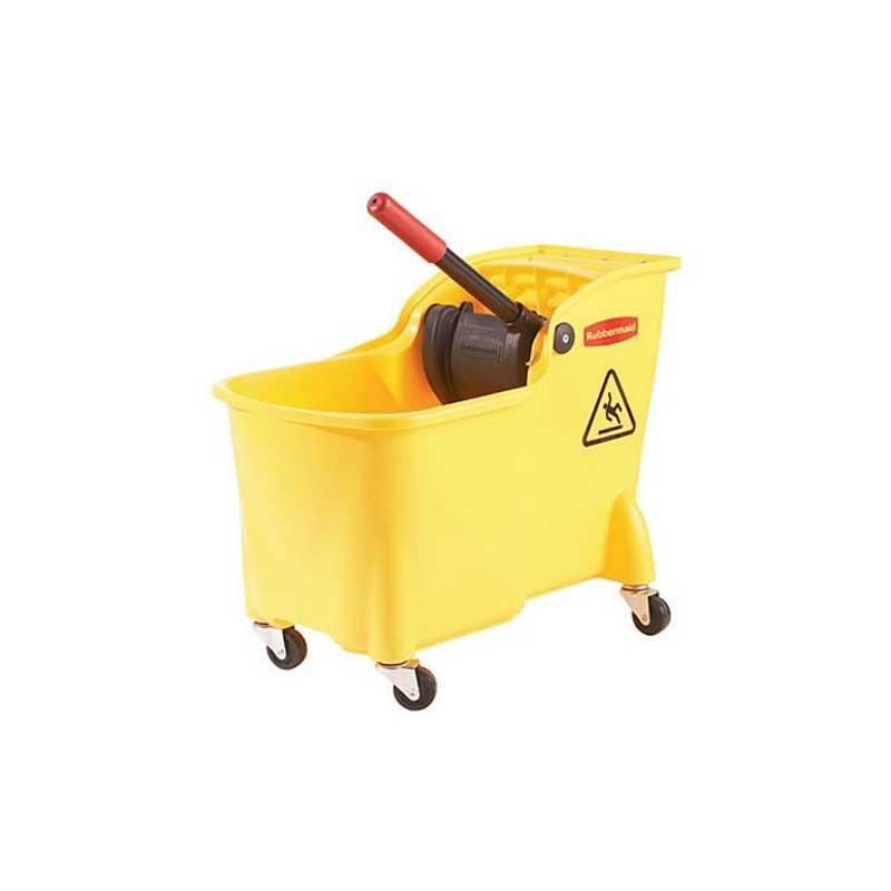 Pro Mop Bucket & Wringer (1)