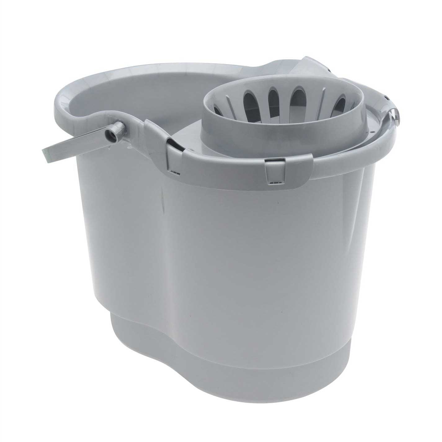 Plastic Mop Bucket & Squeezer (1)