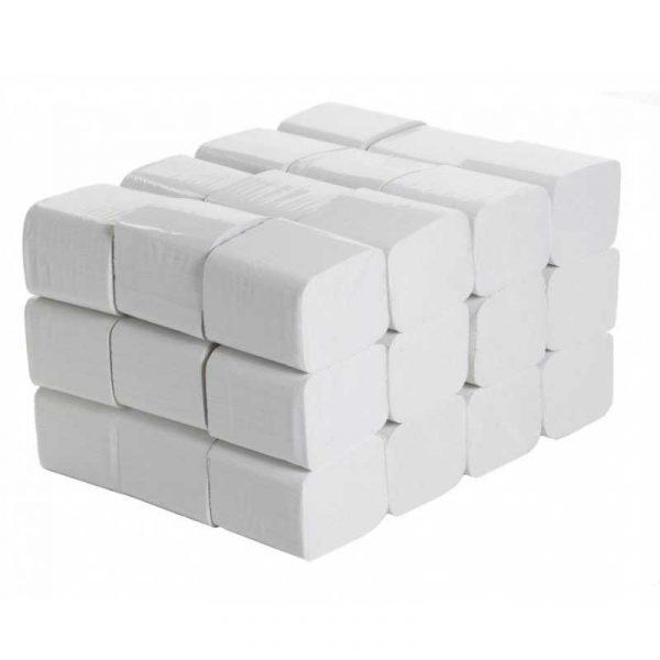 2ply Bulk Pack Tissues (9000)
