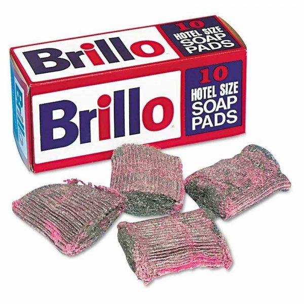 Brillo Soap Pads (10s)