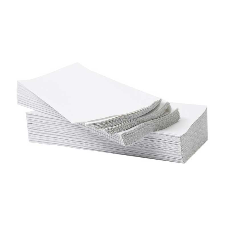 1Ply White C-Fold Hand Towels (4000)