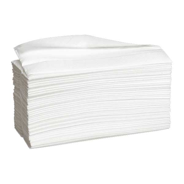 2Ply White C-Fold Hand Towels (2400)