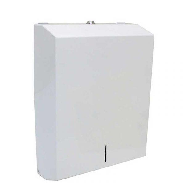 Plastic Dispenser for C-Fold Towel (1)