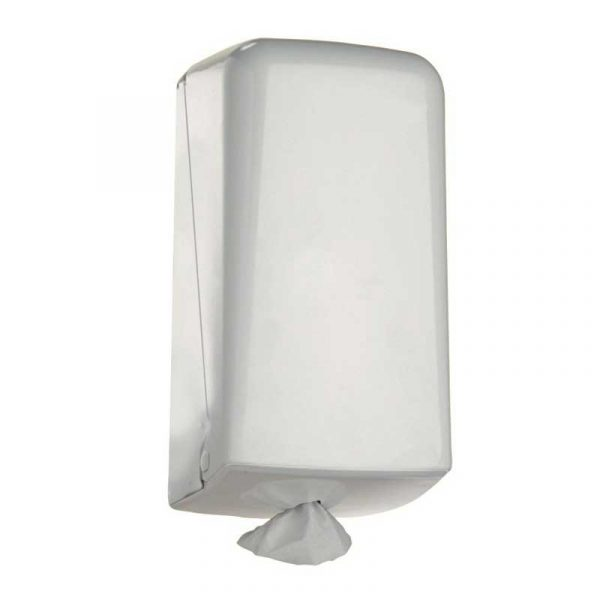 Plastic Dispenser for Mini Centre Feed Roll (1)