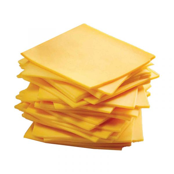 Burger Cheese 112 Slices (1476g)