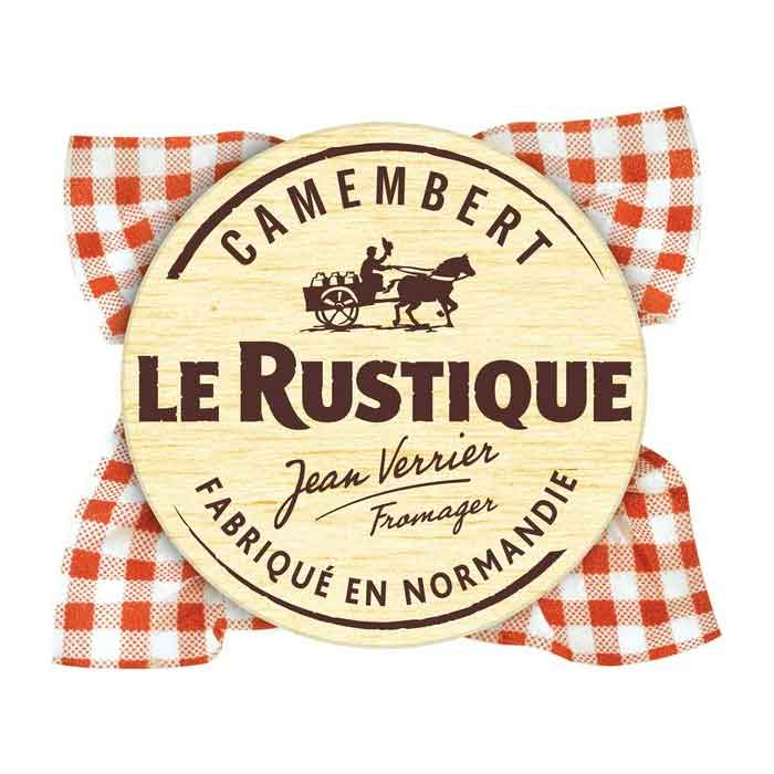 Whole Camembert Rustique (approx 1Kg)