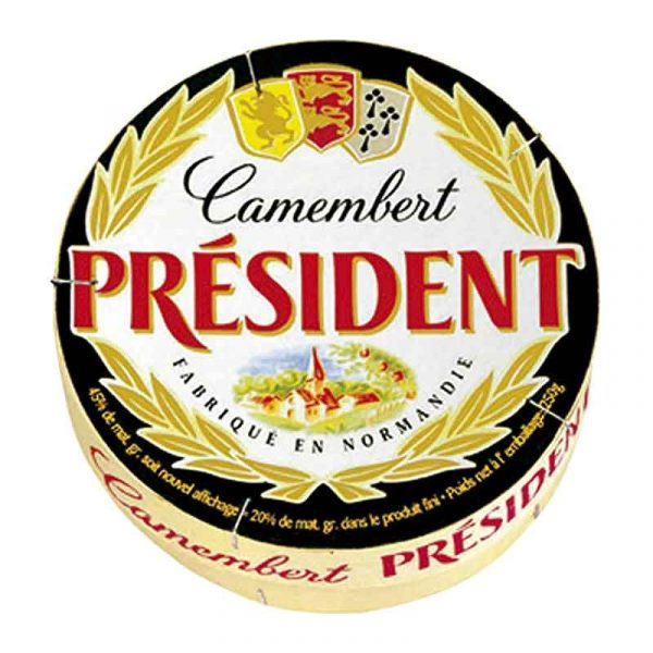 French Camembert (250g)