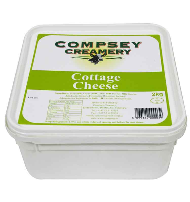 Cottage Cheese (2Kg)