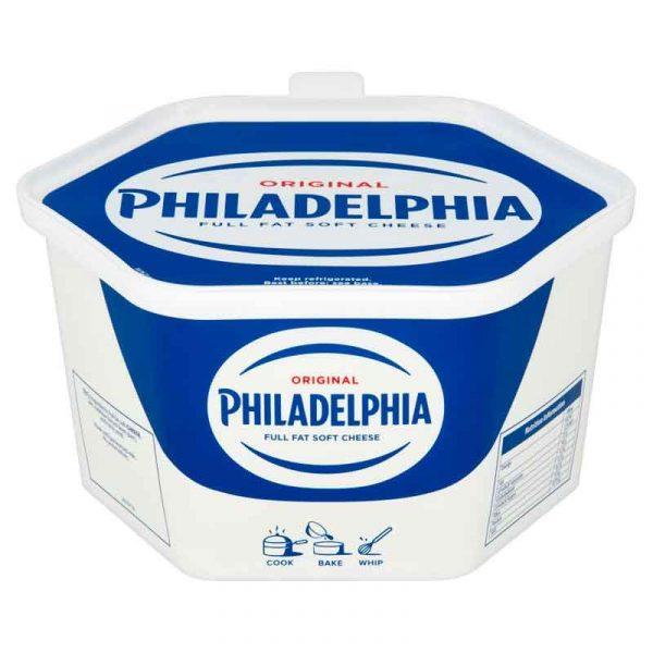 Philadelphia Cream Cheese (1.65Kg)