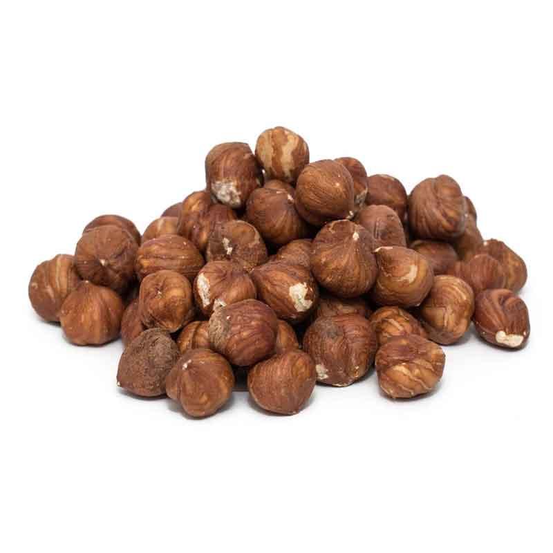 Whole Raw Hazelnuts (1Kg)