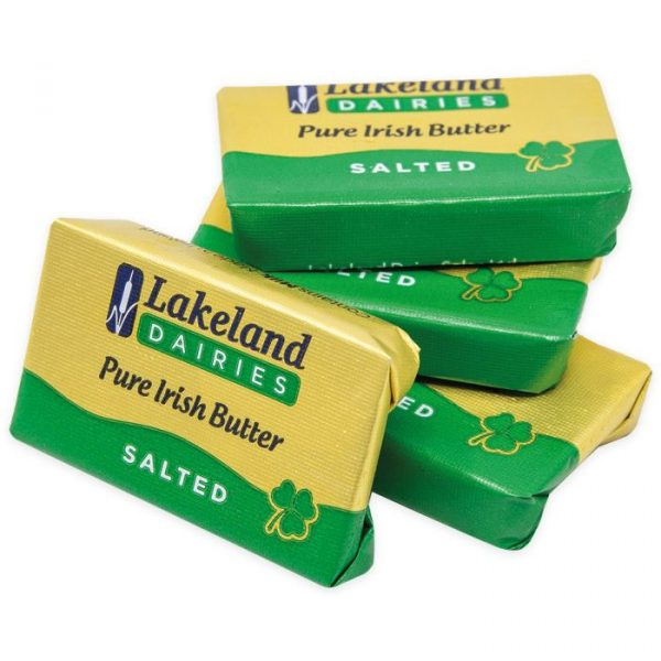 Butter Portions Foil Wrapped (100x7g)