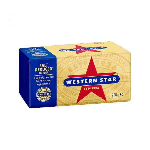 Creamy Low Salted Butter (250g)