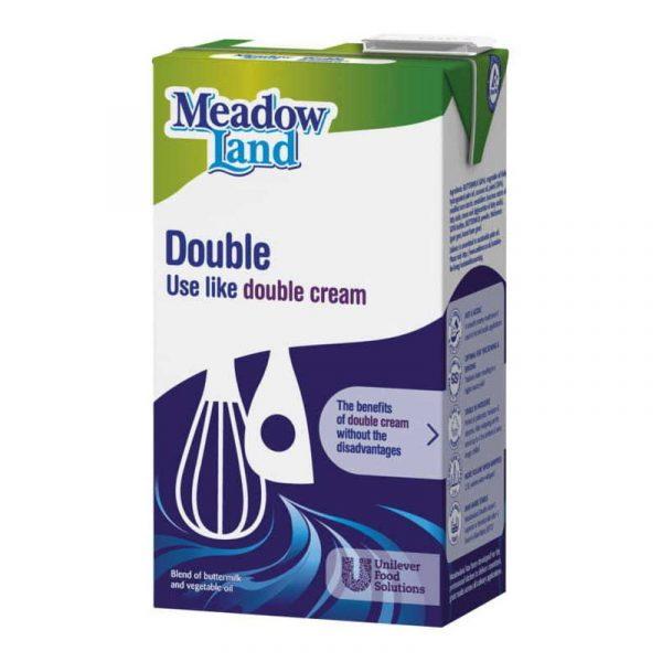 Meadowland Double Cream Substitute (1L)