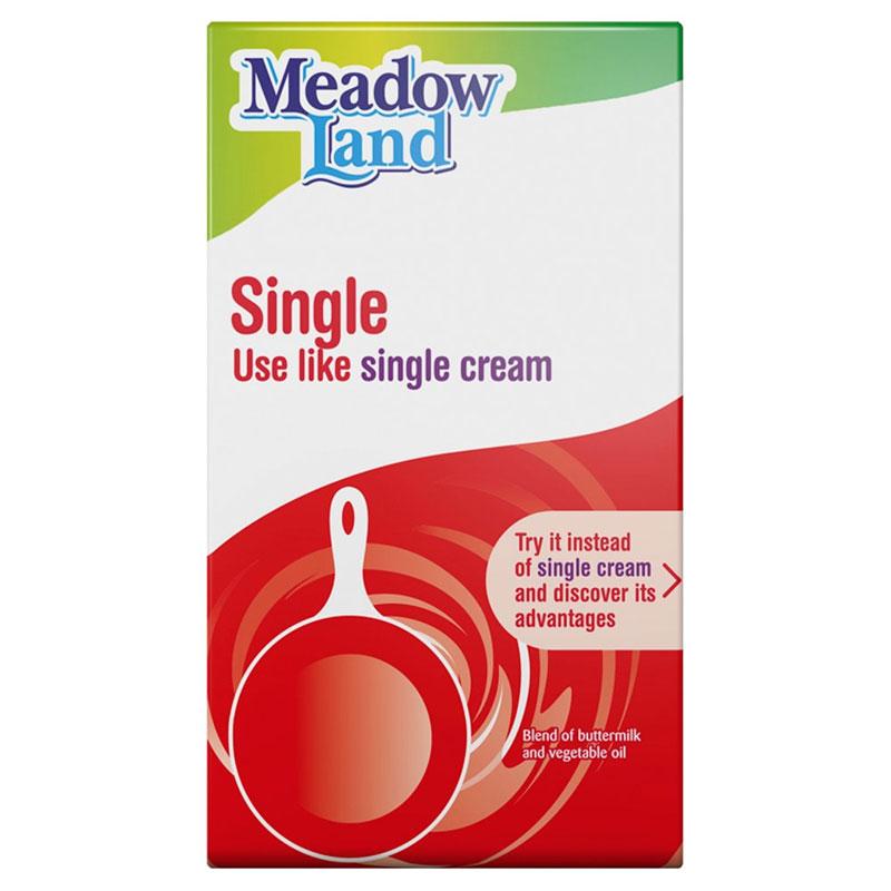 Single Cream UHT (1L)