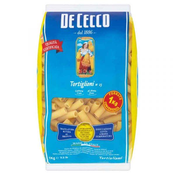 De Cecco Tortiglioni no.23 (1Kg)