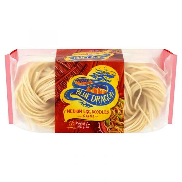 Blue Dragon Egg Noodles (300g)