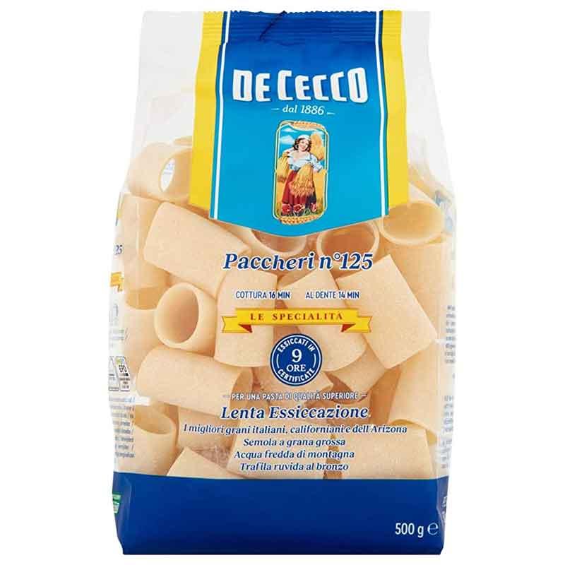 De Cecco Paccheri (12x500g)