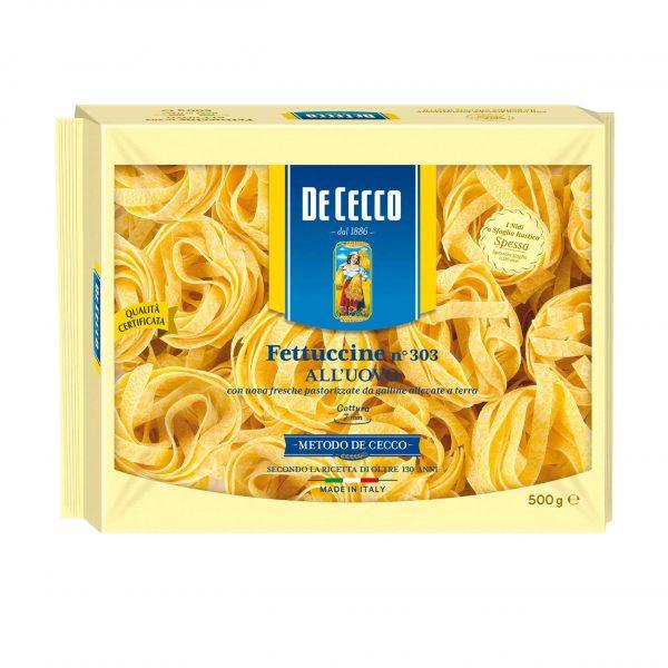 De Cecco Egg Fettuccine (500g)