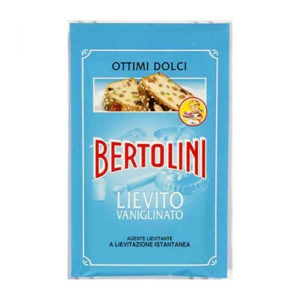 Dry Bertolini Yeast (10x16g)