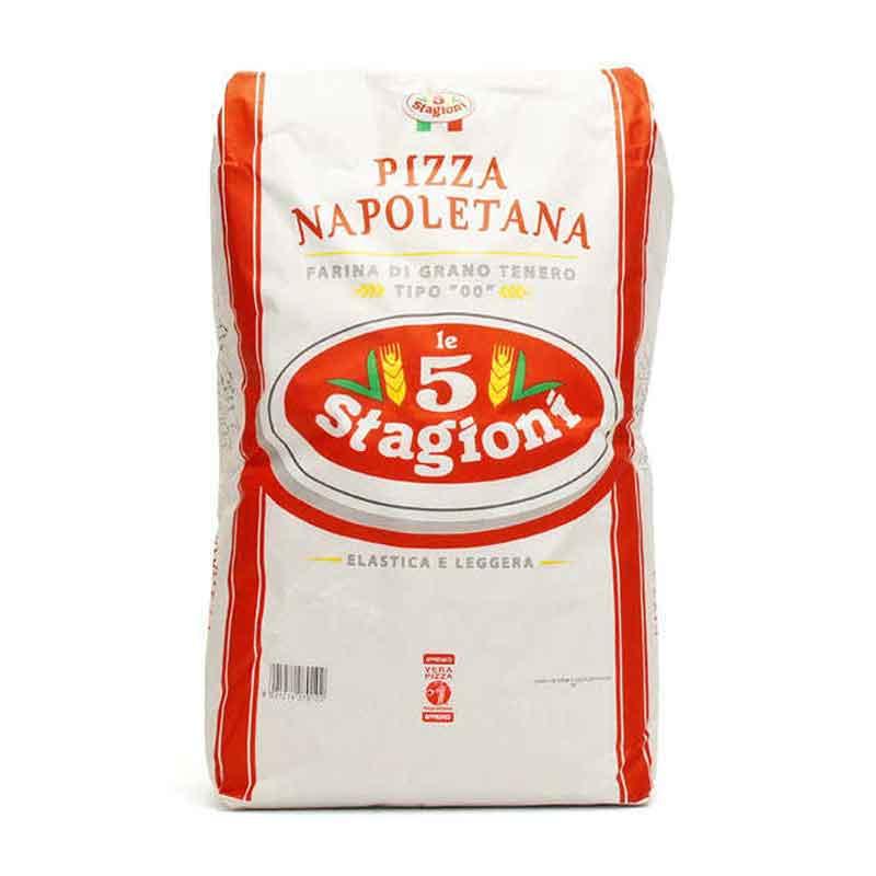 5 Stagioni Italian 00 Pizza Flour (25Kg)