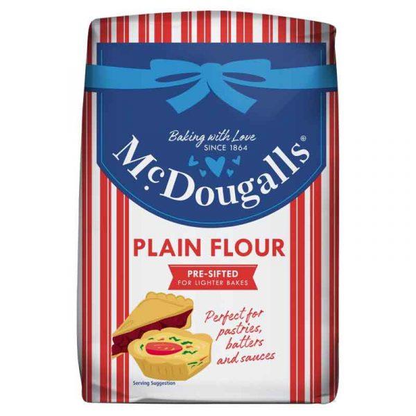 Mcdougalls Plain Flour (1.1Kg)