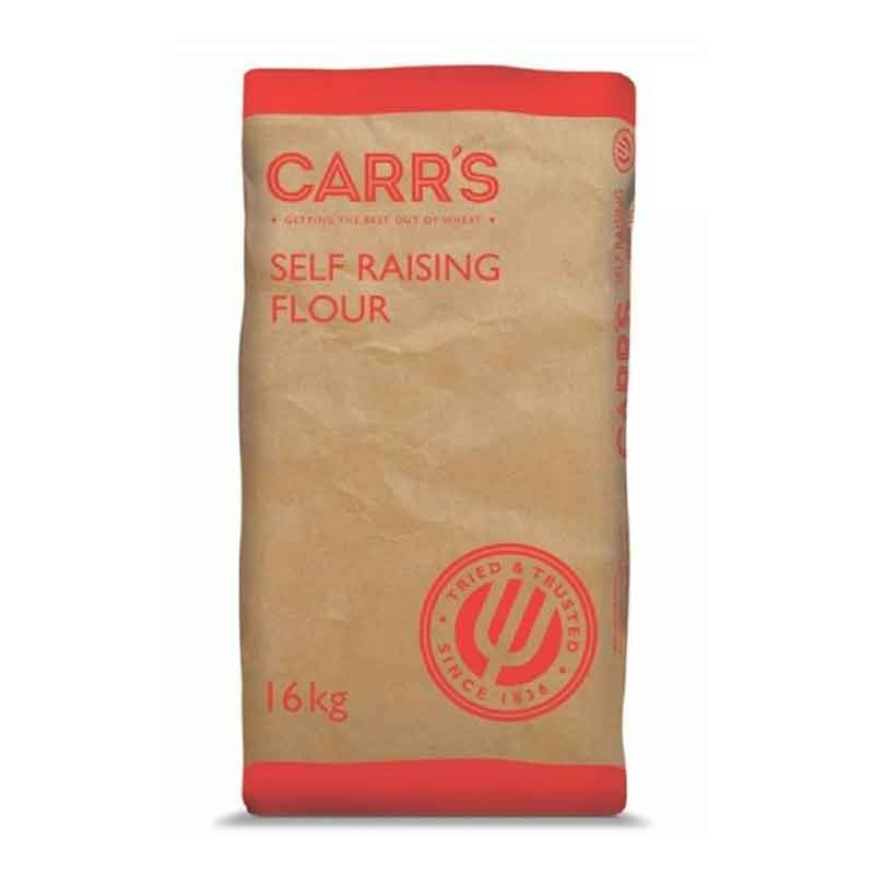 Carrs Self Raising Flour (16Kg)