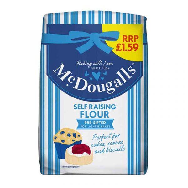 McDougalls Self Raising Flour (1.1Kg)