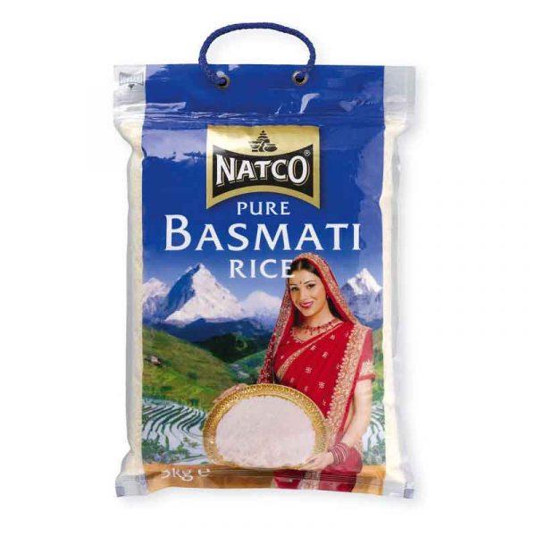 Natco Basmati Rice (5Kg)